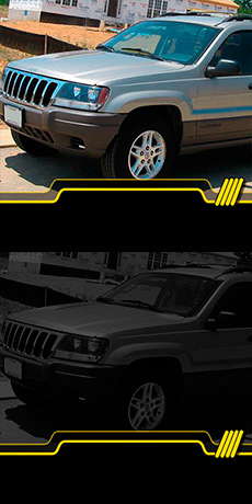 Jeep Grand Cherokee WJ 1999-04