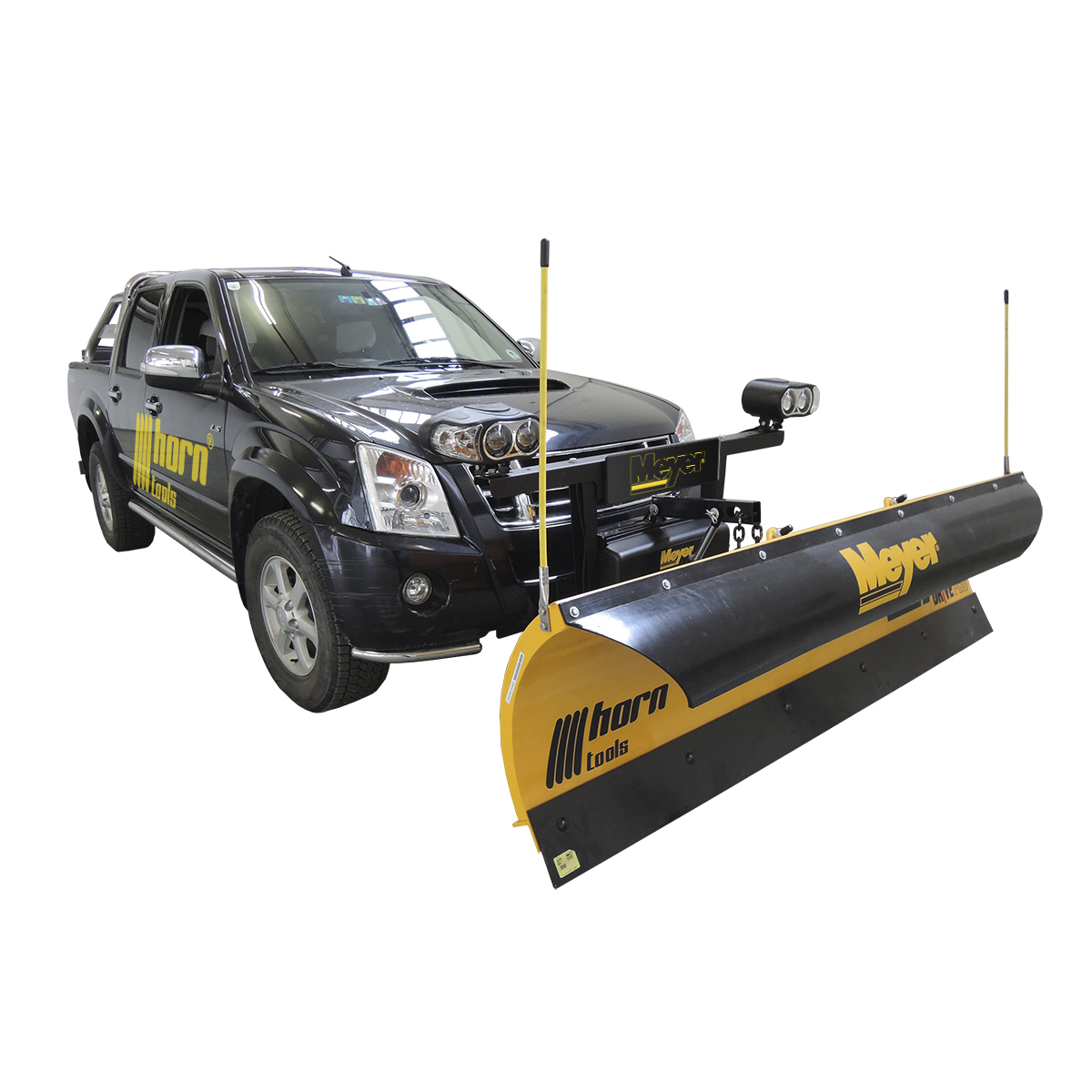 schneepflug system isuzu dmax 2003 11 203cm drivepro aebi schmidt holding ag meyer elektro hydraulis. Black Bedroom Furniture Sets. Home Design Ideas