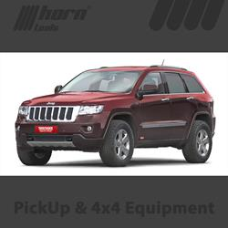 JEEP® Grand Cherokee WK type Lift Kit Trekfinder for JEEP® Grand Cherokee WK with BILSTEIN B6 dampers + 30 millimeters