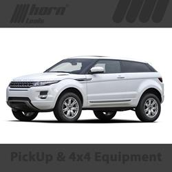 LAND ROVER Range Rover Evoque model LV Lift Kit Trekfinder for LAND ROVER Range Rover Evoque + 35 mm