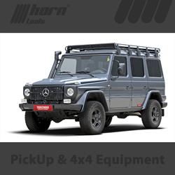 MERCEDES G461 300CDI long Lift Spring Kit Trekfinder for MERCEDES G Professional + 50 millimeters