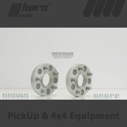 LAND ROVER Discovery III / IV type LAand RR Sport LSand RR LM wheel spacer set Trekfinder for LAND ROVER Range Rover LM / LS and Discovery 3