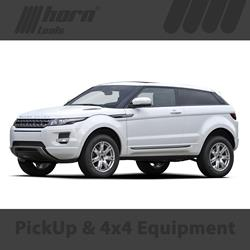 LAND ROVER Range Rover Evoque model LV Lift Spring Kit Trekfinder for LAND ROVER Range Rover Evoque + 35 mm