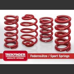 Suzuki Jimny heavy duty springs 4 pieces one set