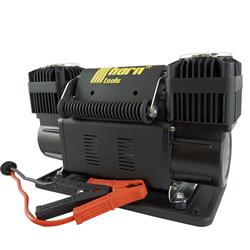 Compressor mobile 12 Volt 2 cylinders 300 l/min 10 bar