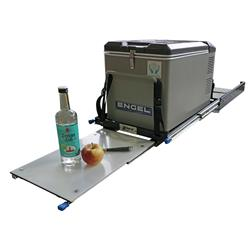 Fridge Cargo Slide with extendable table 780x470mm