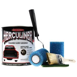 Herculiner coating kit for cargo area black