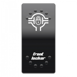 Rocker Switch Cover Front Diff Lock horntools Offroad Switch