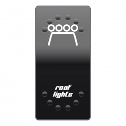 Rocker Switch Cover Roof lights horntools Offroad Switch