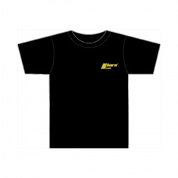 horntools T Shirt size Large with yellow horntools imprint