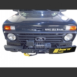 Alpha 9500 winch set Lada Niva/Taiga 12 V