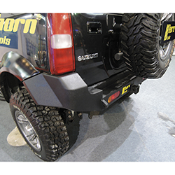 Suzuki Jimny rear Bumper with Spare Tire Mount