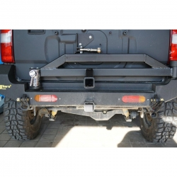 Suzuki Jimny rear Bumper with Saltspreader