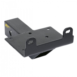 winch mounting mobile plate