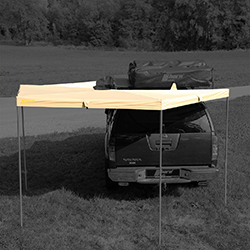 Awning exchange canvas Eaglewing 2,5m