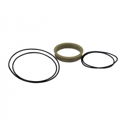 center rings and gasket rings plastic finish 5 units