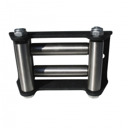 Roller Fairlead for winch model 2000, stainless steel