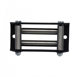 roller fairlead for winch model 4500, stainless steel