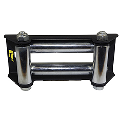 roller fairlead for winch model 4600